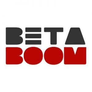 Beta Boom Logo