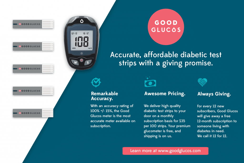 Good Glucos High-Quality Diabetes Testing Supplies Delivered to Your Door on Subscription