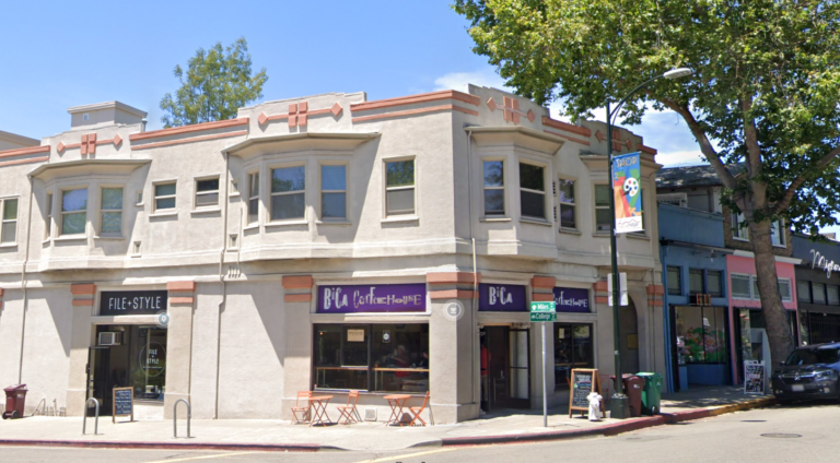 Bica Coffeehouse - where Silicon Valley startup founders and investors meet in Oakland